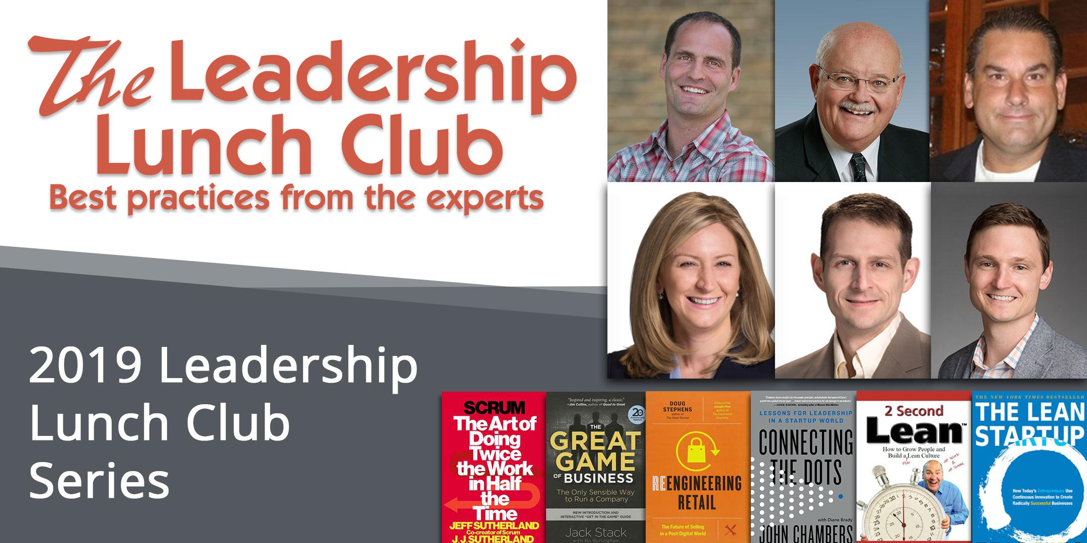 Read more about the article 2019 Leadership Lunch Club Series
